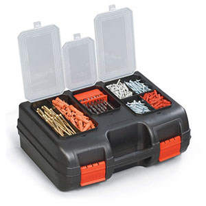 جعبه ابزار برقی PM02 با قفل پلاستیکی پورت بگ