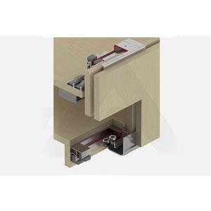 مکانیزم کشویی کمد دیواری ALB8040 آلباتور