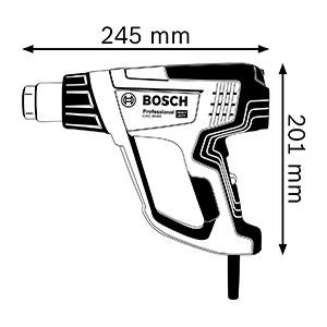 سشوار صنعتی بوش مدل GHG 20-63