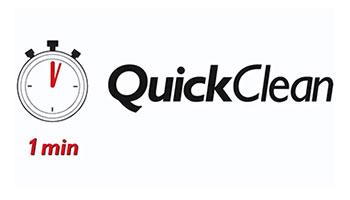 تکنولوژی QuickClean فیلیپس