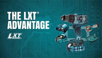 معرفی مزایای باتری های LXT