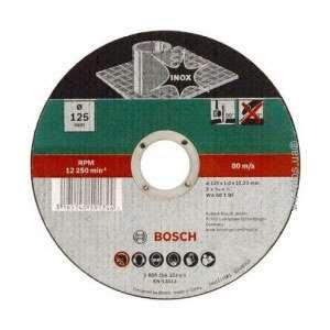 صفحه استیل بر تخت 115mm بوش 2608600093