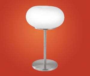 چراغ اوپتیکا رومیزی پایه دار 86816 اگلو