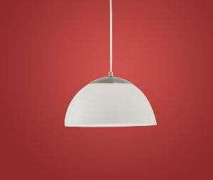 چراغ توپو1 آویز کوچک سفید 89995 اگلو