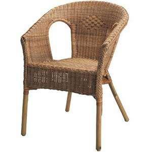 صندلی حصیری آگن