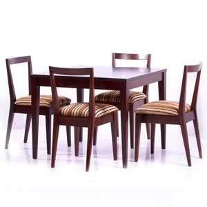 میز و صندلی ناهارخوری چهار نفره مدل L3 تهران فرم